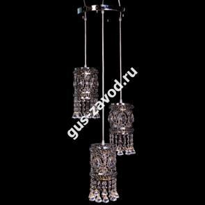 Подвесная люстра Кольцо №1 барное - 3 лампы