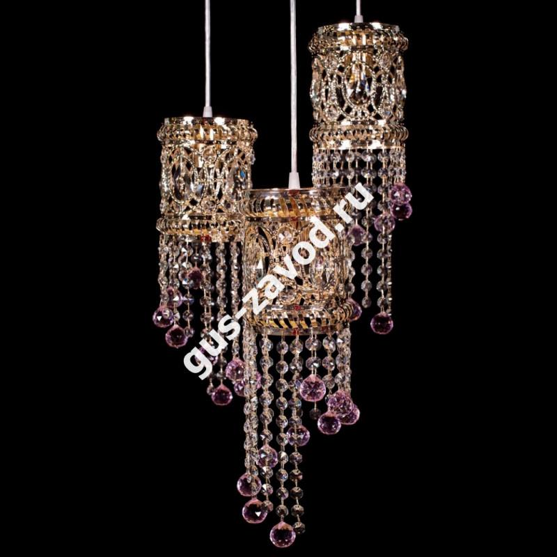 Люстра Кольцо №2 барное - 3 лампы