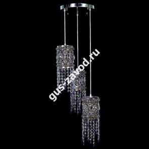 Подвесная люстра Кольцо №3 барное - 3 лампы