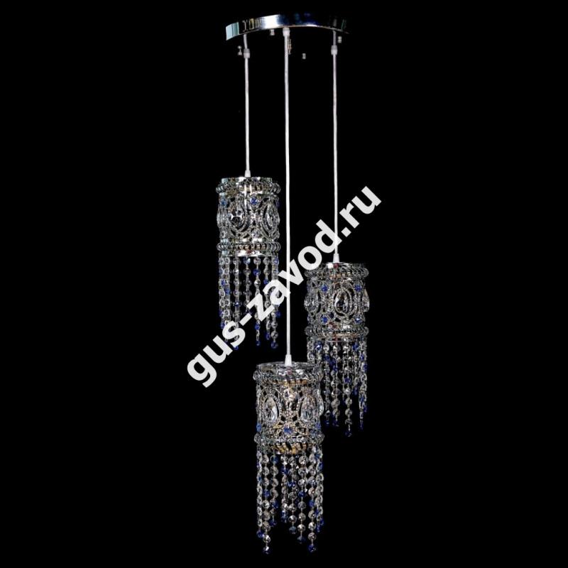 Люстра Кольцо №3 барное - 3 лампы
