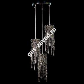 Подвесная люстра Кольцо №4 барное - 3 лампы