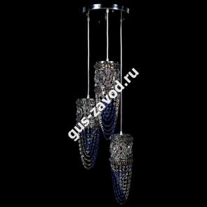 Подвесная люстра Кольцо №5 барное - 3 лампы