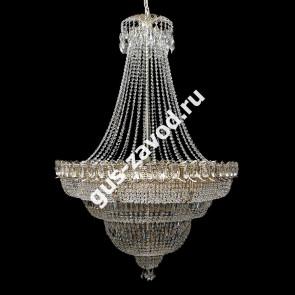 Люстра Водопад с подвесом 1 метр 17 ламп