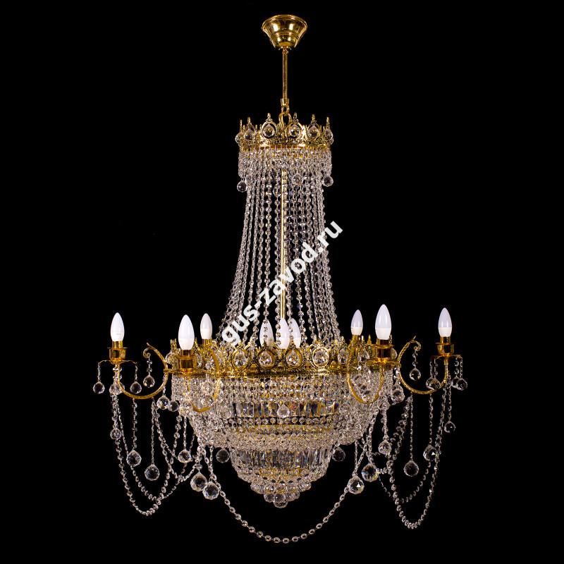 Люстра Султан Корона бронзовая