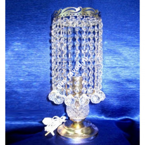 Настольная лампа Анжелика 2 Шар 30