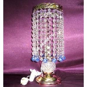 Настольная лампа Анжелика 2 Шар 20
