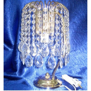 Настольная лампа Каскад Баден