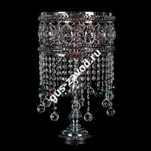 Настольная лампа Капель №3 цветная