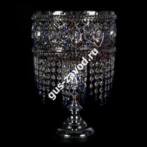 Настольная лампа Капель №6 цветная