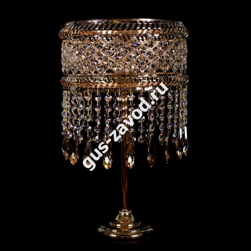 Настольная лампа Кольцо Сетка №2