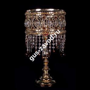 Настольная лампа Кольцо №3 цветная