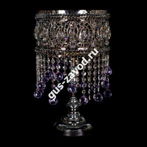 Настольная лампа Кольцо №9 цветная