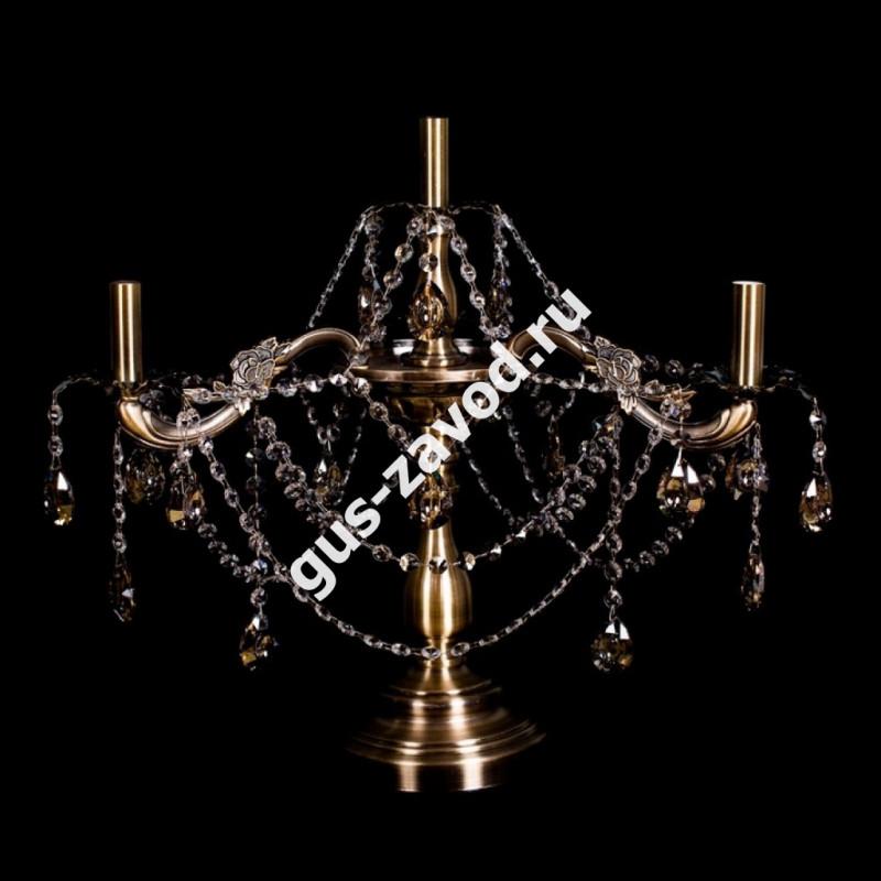 Настольная лампа Винтаж №2 под бронзу
