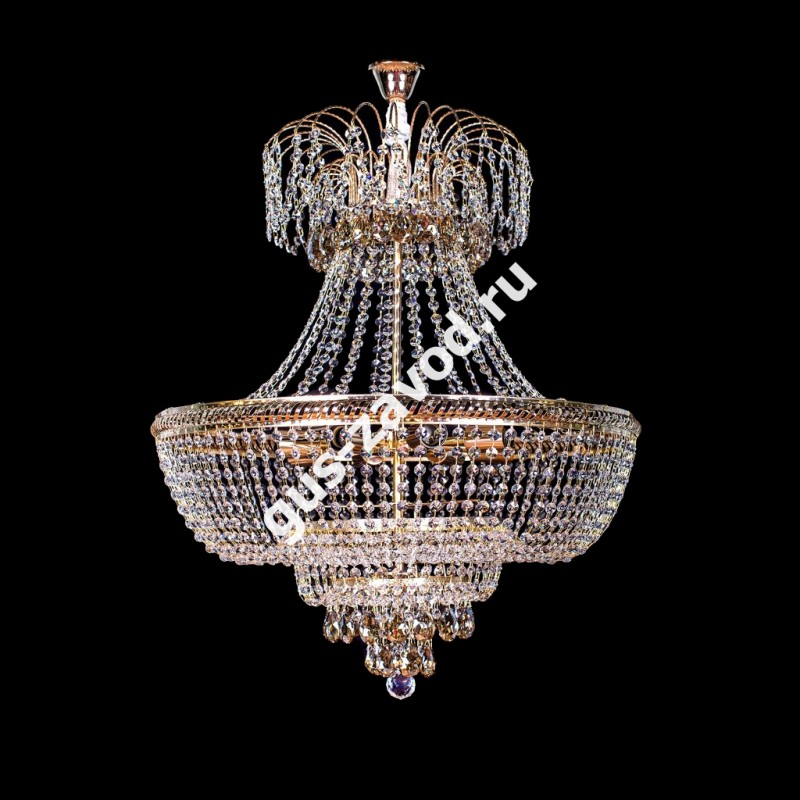 Люстра Кольцо №1 - 8 ламп