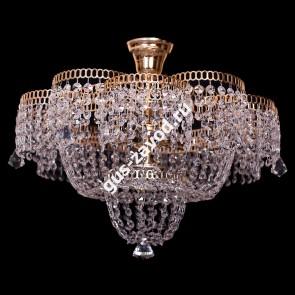 Подвесная люстра Лотос 5 ламп