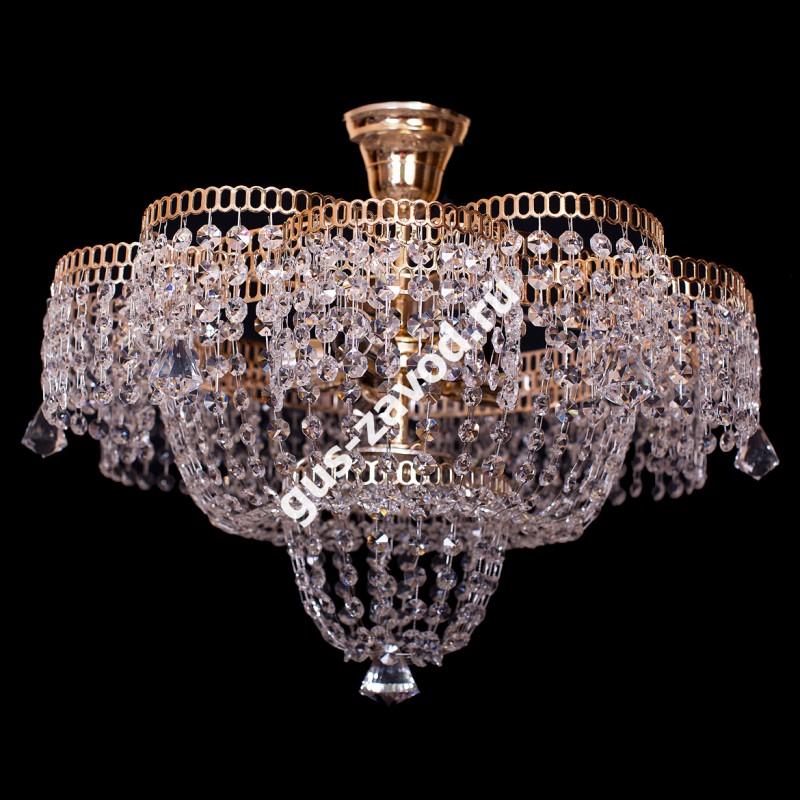 Люстра Лотос 5 ламп