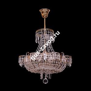 Подвесная люстра Ромашка 4 лампы с подвесом
