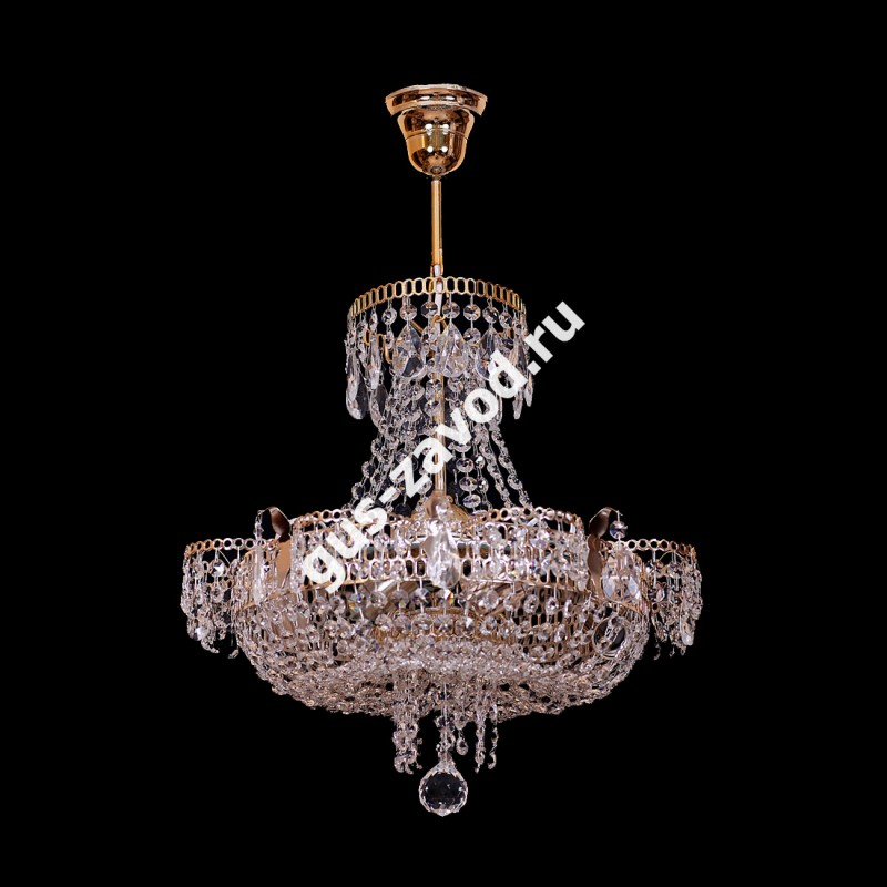 Люстра Ромашка 4 лампы с подвесом