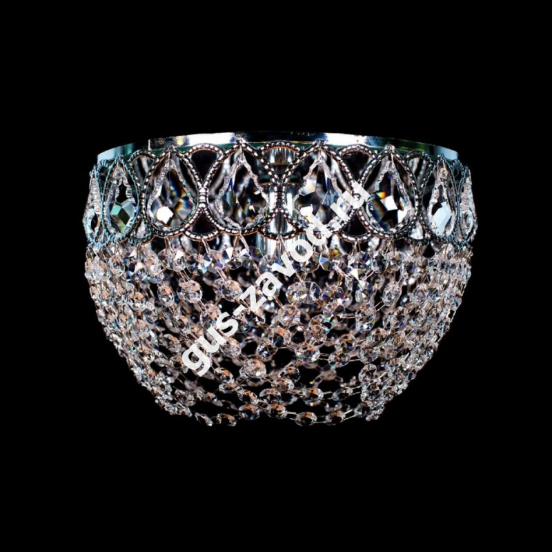 Люстра Капель №10 - 1 лампа