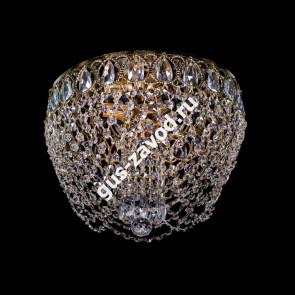 Потолочная люстра Капель №10 - 3 лампы
