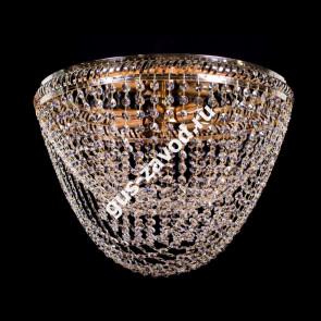 Потолочная люстра Кольцо №3 - 5 ламп