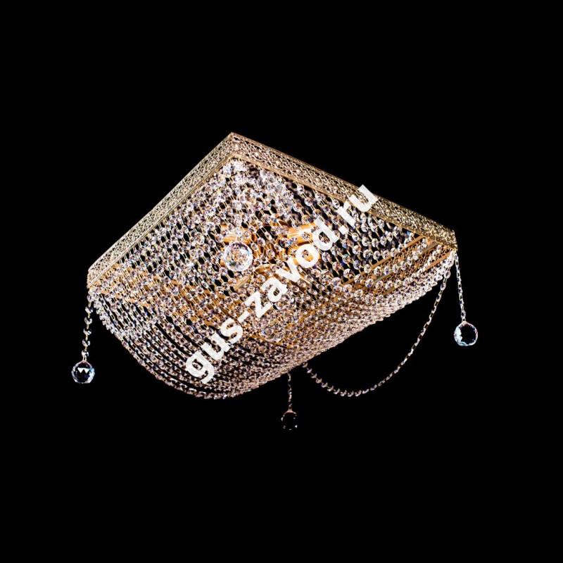 Люстра Квадрат №1 - 5 ламп