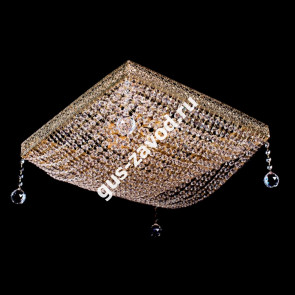 Потолочная люстра Квадрат №2 - 5 ламп