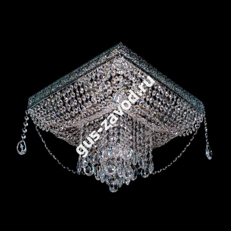 Люстра Квадрат №3 - 4 лампы