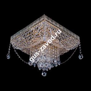 Потолочная люстра Квадрат №3 - 4 лампы