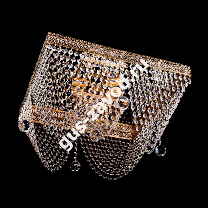 Люстра Квадрат №5 - 4 лампы
