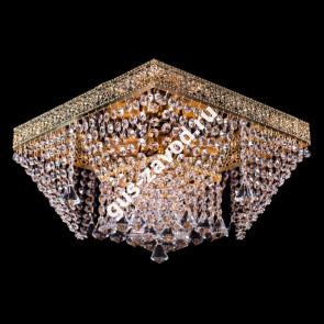 Потолочная люстра Квадрат №12 - 4 лампы