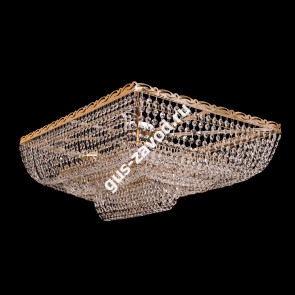 Потолочная люстра Прямоугольник №4