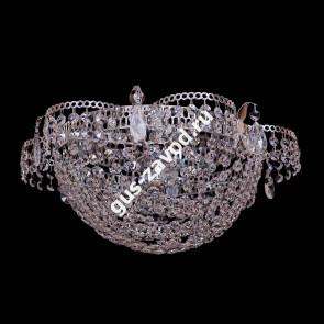 Потолочная люстра Ромашка Сетка 1 лампа