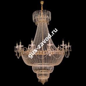 Подвесная люстра Капель №2 - 24 лампы